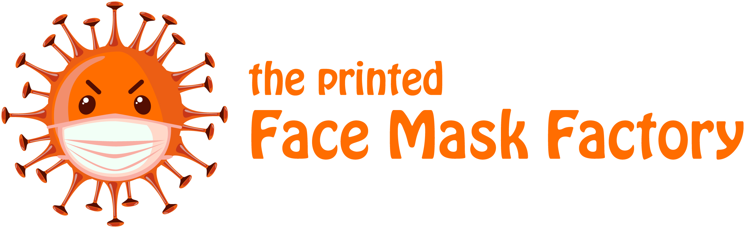 The Printed Face Mask Factory Logo