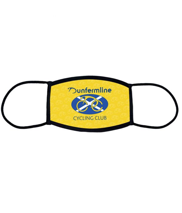 Face Mask - Dunfermline Cycling Club - Product